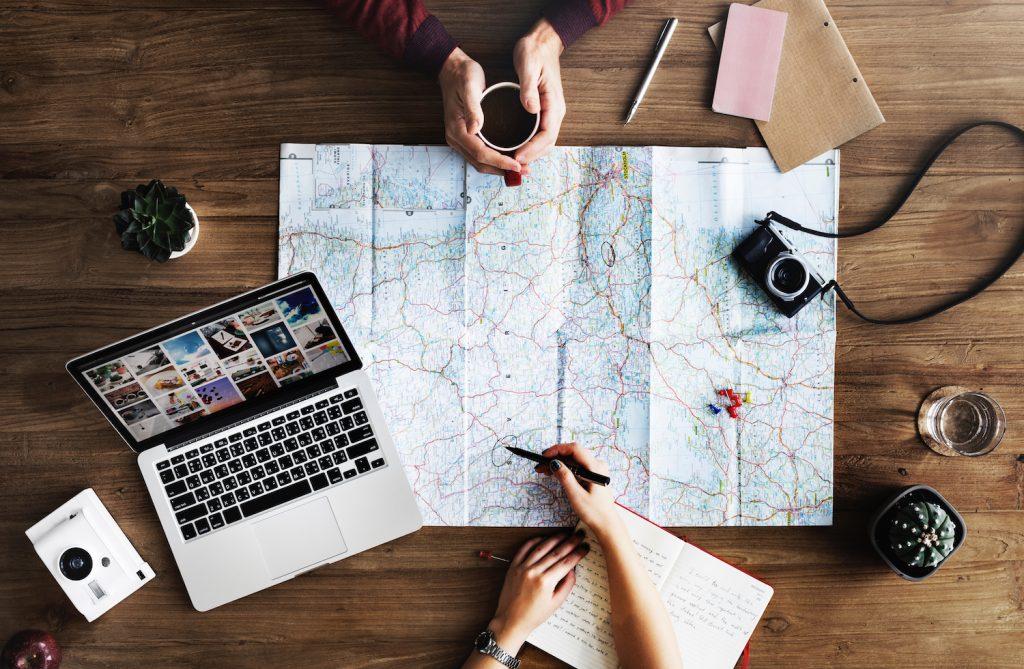 ageless nomads - travel planning